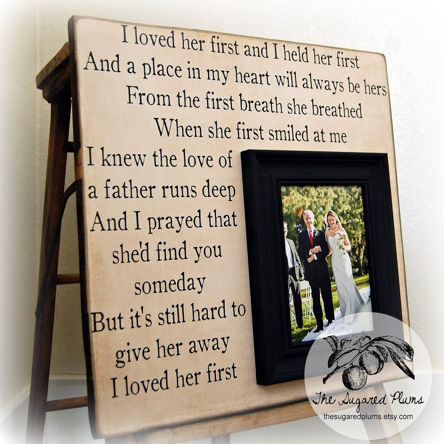 Wedding Parents Gifts: Wedding Gift For Parents Mother Of The Bride Thank You