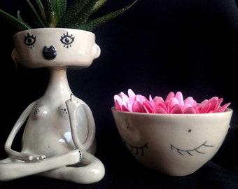 SMALL handmade - ceramic mug