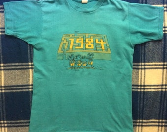 Vintage 1984 Year of the Rat shirt