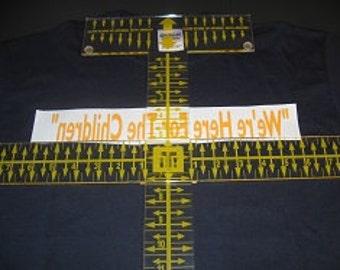 T-Square It Measuring Device