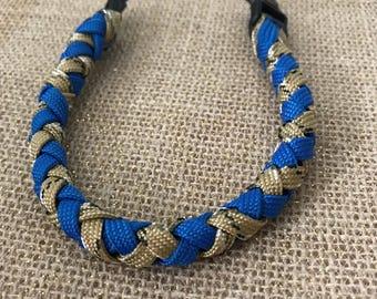 Round Paracord Bracelet