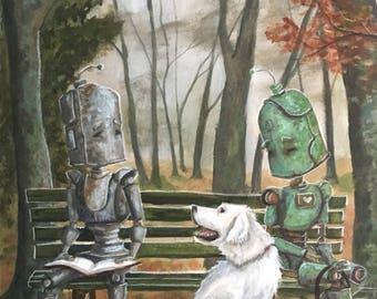 Bench Bots