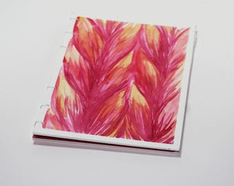 Knitters Notebook - Pinks
