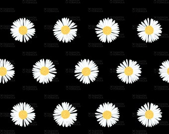 Daisy Fabric by Laura_May_Designs