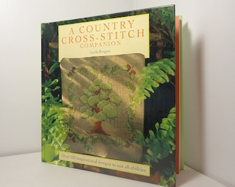 A Cross-Stitch Companion Book - Designs, Instructions & More