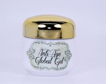 Anti-Age Global Gel, anti-age gel, rejuvenating gel, restoring gel, anti-wrinkles gel, anti-wrinkles treatment
