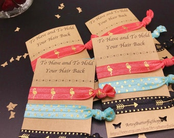 To Have and To Hold Your Hair Back Elastic Hair Ties