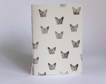 Baby cat notebook
