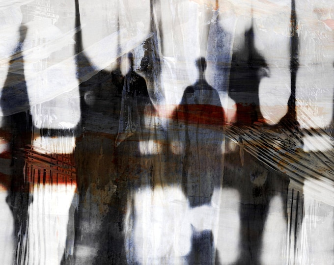 BURMA BLUR XIII by Sven Pfrommer - Artwork is ready to hang