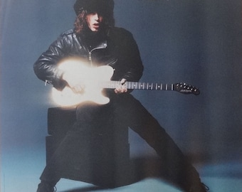 The Waterboys 25x24 Dream Harder Promo Poster 1993