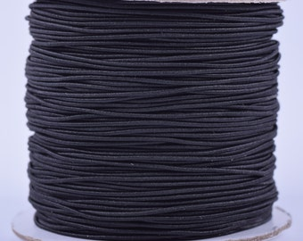 3 Different Colors Available 1 Roll 2.0mm 40 Yards Elastic Cord/shock cord