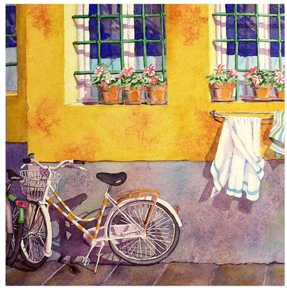 Barn Archival Prints - WatercolorByMuren