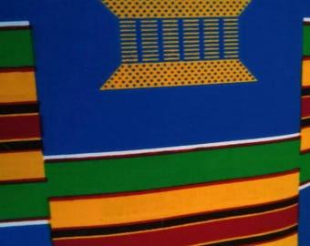 6-009 WAX en provenance du Bénin