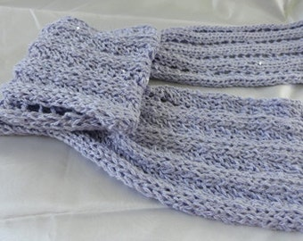 Summer lace scarf to dress up any outfit!