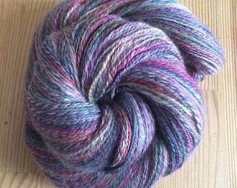Luxury handspun yarn 130g/300m