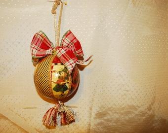 Alice in Wonderland Hanging Ornament