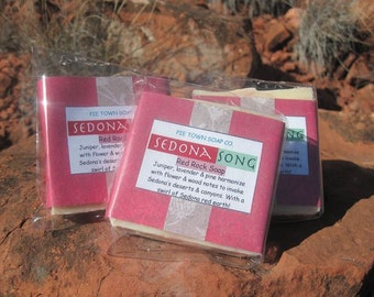Sedona Soap   Sedona Arizona Soap  Sedona Gifts