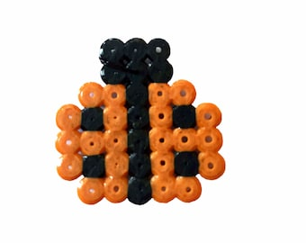 Ladybird/Ladybug Hama/Perler Bead Trinket, Available in a wide variety of colours