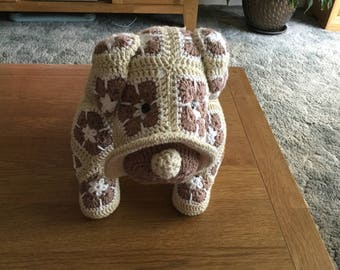Max the Crochet Dog