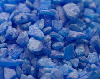 Copper Sulfate Pentahydrate Crystals - Mordant - Natural Dye - 16 oz