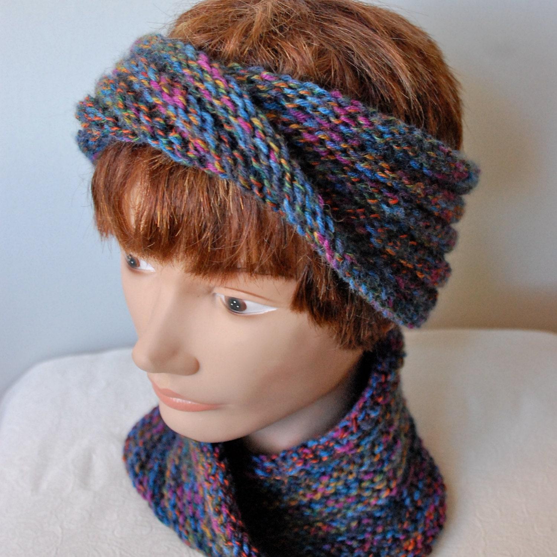 Knitting pattern MOBIUS / Möbius / Moebius / Tutorial /