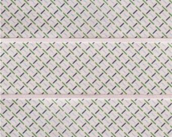 198472 mt Washi Masking Tape deco tape strokes pattern green