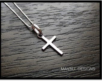 Cross Necklace,