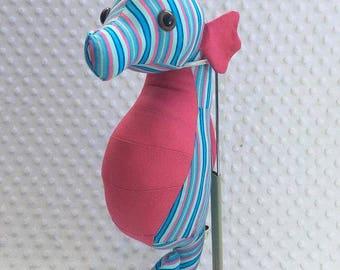Sparkles the Seahorse - Ready To Send