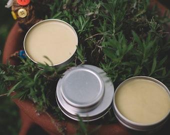 Soothe Salve-lavender, rosemary, thai basil balm