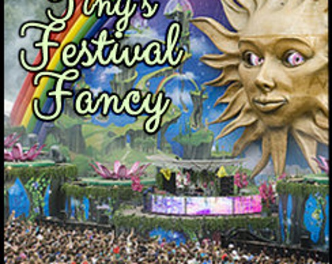 Tiny's Festival Fancy - Concentrated Perfume Oil - Love Potion Magickal Perfumerie - Private Edition