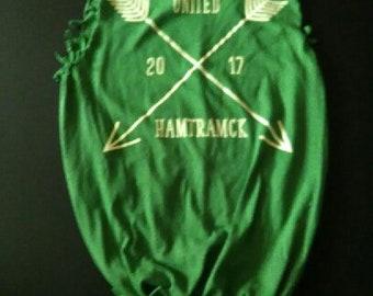 Up-cycled T-Shirt Bag