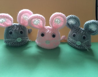 Easter Egg Cosy / Cozy  Mouse Gift