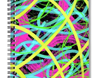 Finding My Way: Spiral Notebook