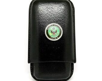 Army Cigar Case – Color