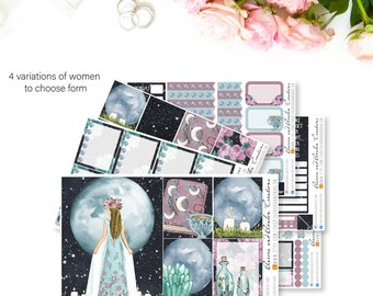 Moon ritual an exclusive kit by Aurora - Erin Condren