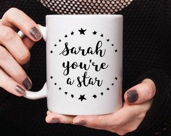 friend mug, personalised mug , mug for friend, birthday gift, best friend mug, mug for her, bestie mugs