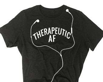 Therapeutic AF Tee   nurse gift, nurse shirt, RN gift, registered nurse, nurse, nurses, student nurse, nursing school graduation