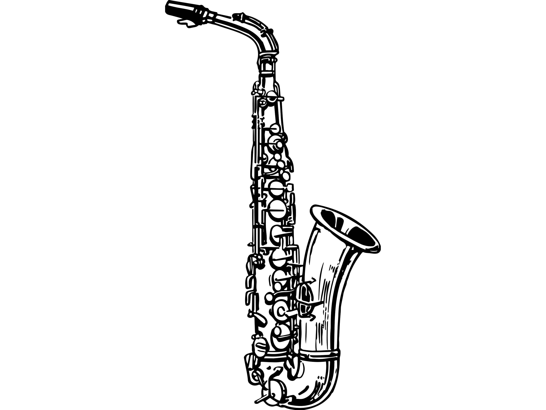 Saxophone Music Orchestra Sound Symphony Brass Musical