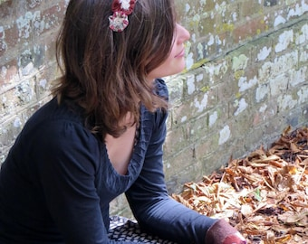 Headband Duo red collection