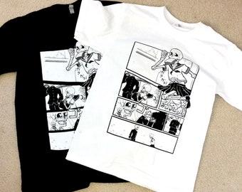 Skeleton Shoujo shirt