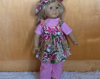 USA handmade New Spring Outfit.  Everything I make is an Orignal, One of a Kind. Some made from repurposed items.