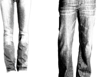 InciJEAN - Custom Made Jeans