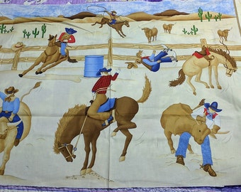 Rodeo Roundup Panel from Northcott Studios