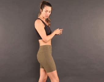 Element Hemp Biker Shorts