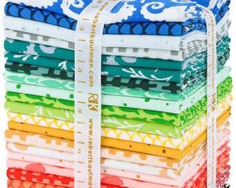 Reef Bundle at great price! See ADD-ON DEAL by Elizabeth Hartman Fat Quarter Bundle for Robert Kaufman Fabrics