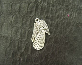 Silver Angel Metal 3 X 1.50 CM