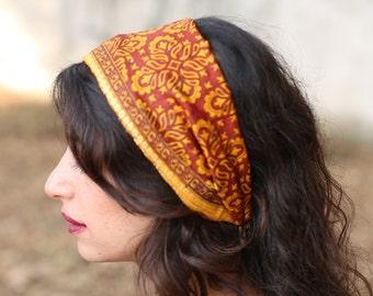 Petra Half Head Covering