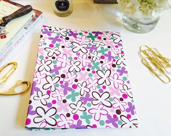 Social Butterfly Hardcover Binder and Folder