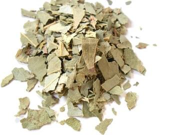 EUCALYPTUS LEAF, Organic - Eucalyptus Globulus - Aromatic Herb - Tea, Potpourri - Clean, Fresh Scent