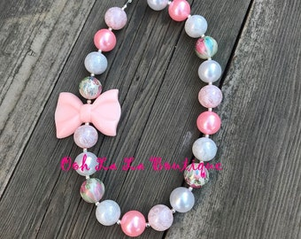 Spring has Sprung Chunky Necklace